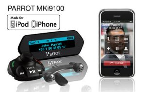 Parrot Bluetooth Car Kit from Driven Audio