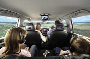 Rear Seat Car DVD Players