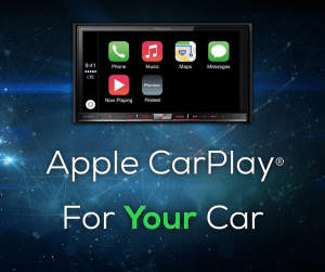 CarPlay Radios Now Being Installed in Abbotsford, BC