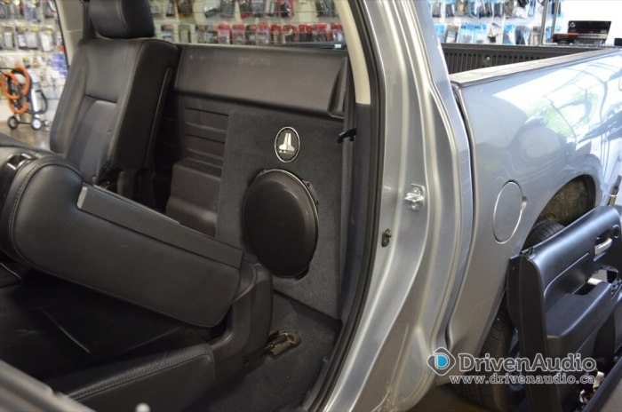 Abbotsford Toyota Client Gets 2012 Tundra Audio Upgrade
