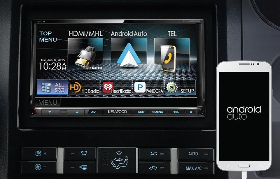 Android Auto | Abbotsford, Chilliwack, Maple Ridge