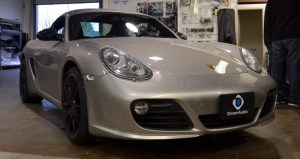 Abbotsford Porsche Cayman S Audio Makeover