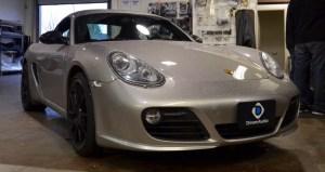 Porsche Cayman S Audio-0
