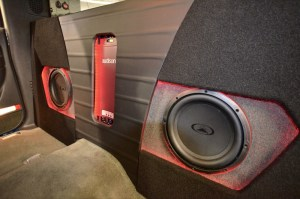 Abbotsford Client Gets Chevy Silverado Custom Audio System Installation