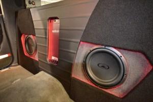 Silverado Custom Audio