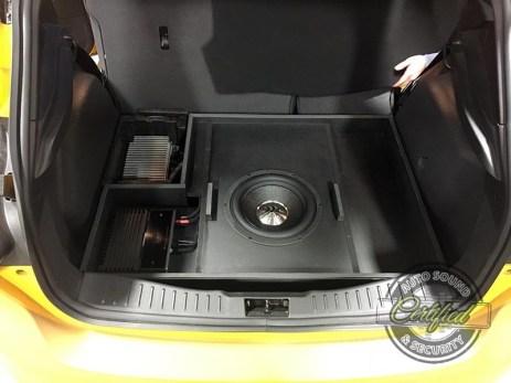 Ford Focus ST Audio