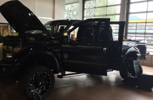 Chilliwack Client Gets Ford F-350 Audio System Upgrades