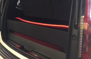 Cadillac Escalade Custom Audio