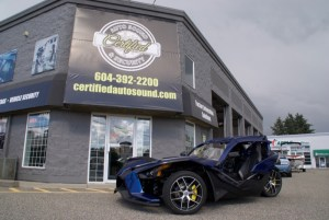 Chilliwack Client Lands Awesome Slingshot Audio System
