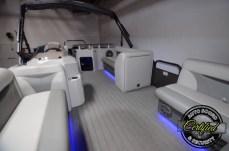 Pontoon Boat Audio
