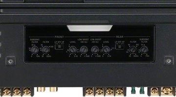 Amplifier Input Controls