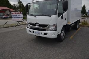 Hino Truck Stereo