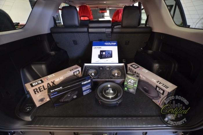 Toyota Stereo
