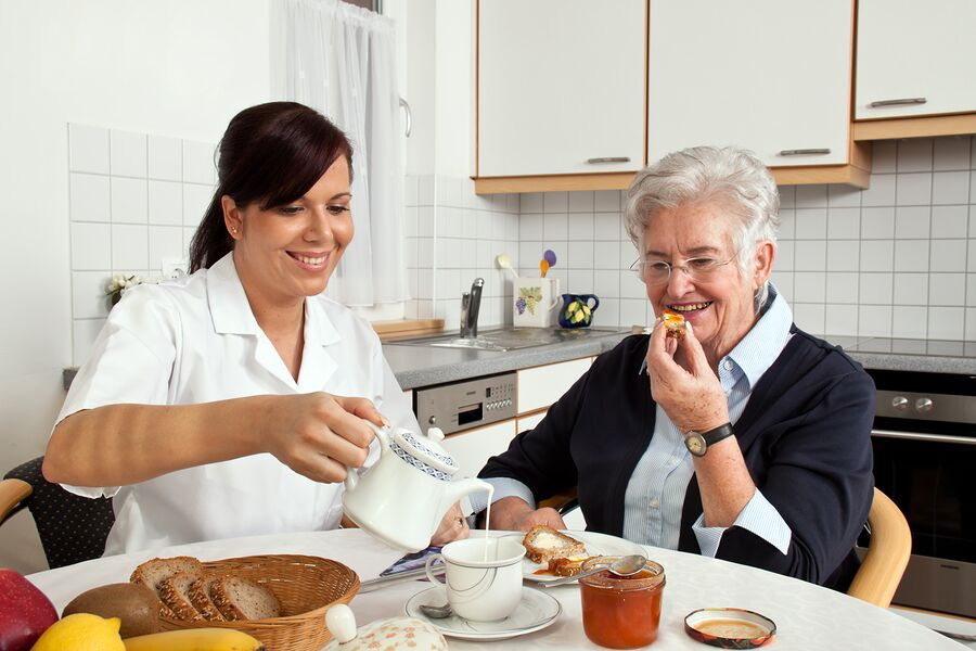 Homecare in Braselton GA: Senior Emotional Overeating