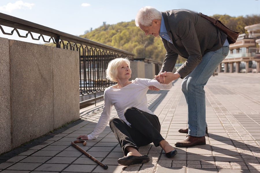 Senior Care in Johns Creek GA: Senior Risks of Falling