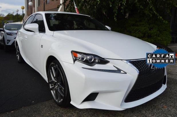 Lexus Is 250 White Red Interior