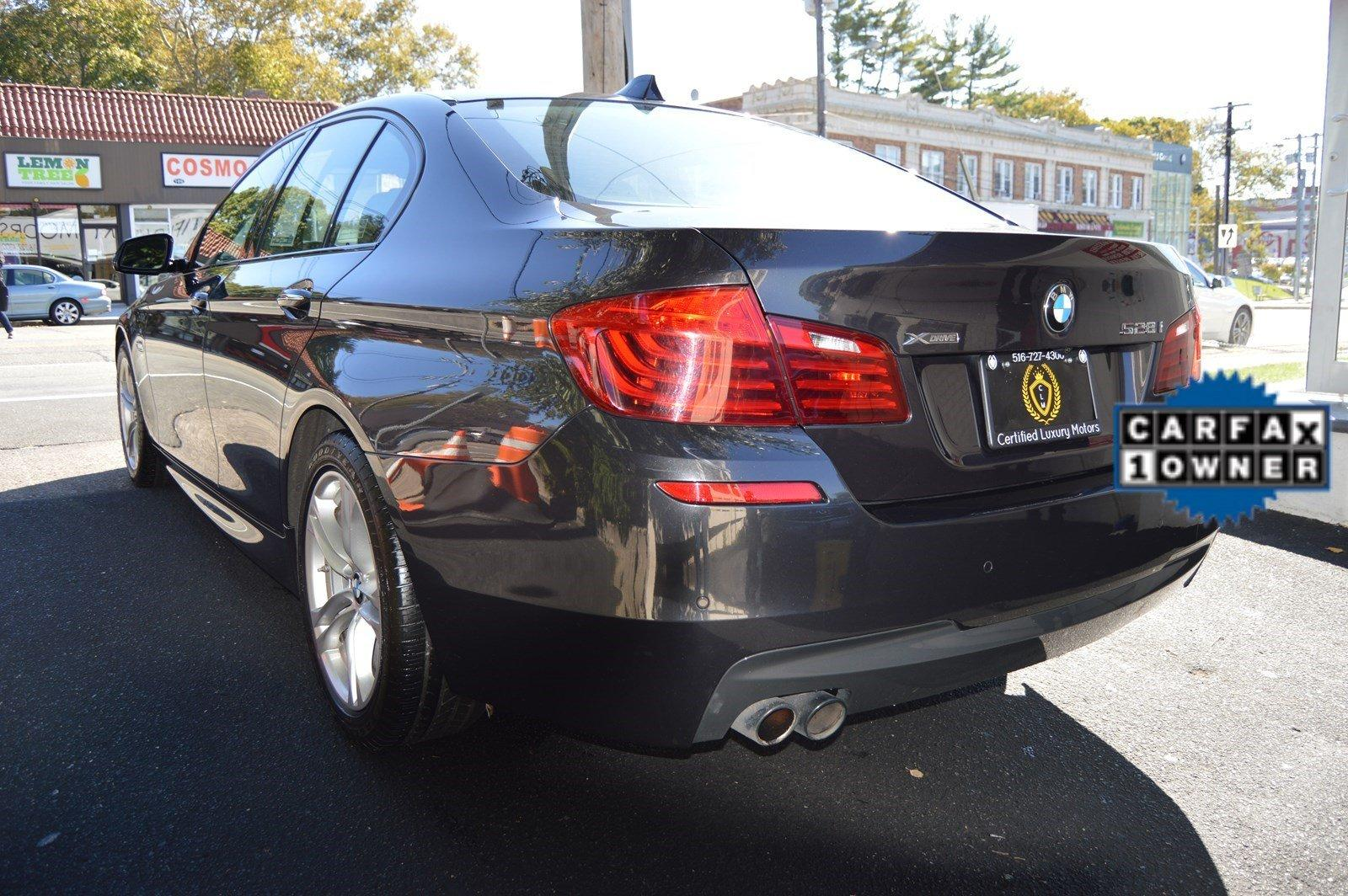 hight resolution of used 2014 bmw 5 series 528i xdrive m