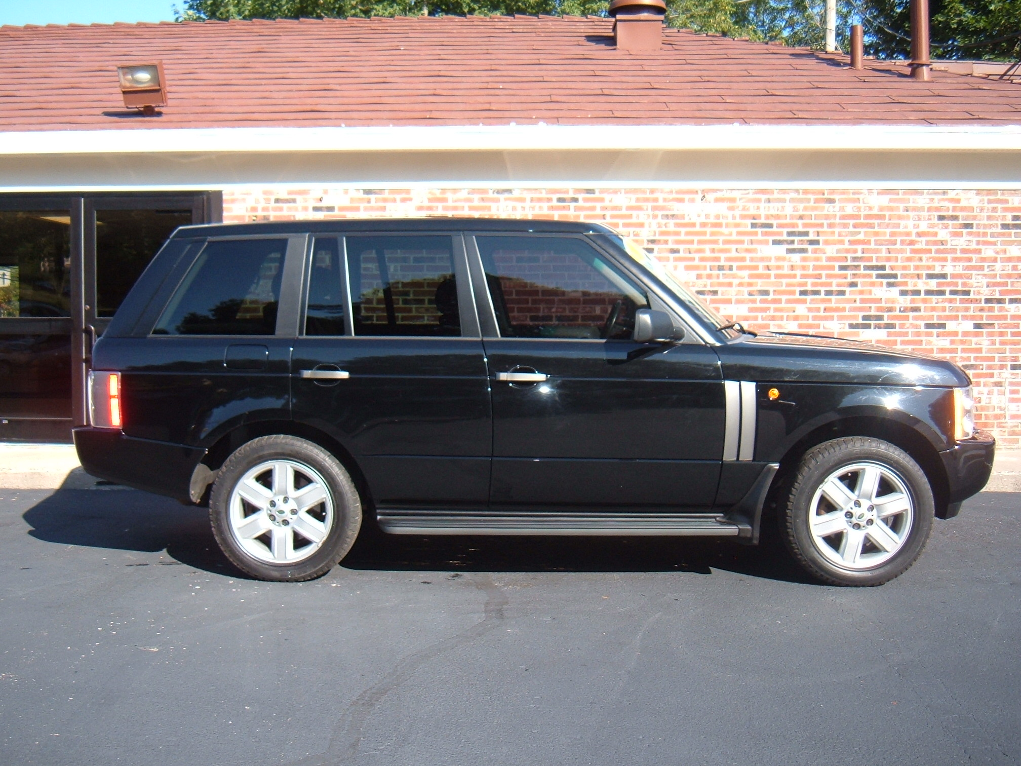 Index of images 03 Range Rover 4 4 HSE