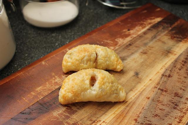 Bourbon Peach Hand Pies   CPA: Certified Pastry Aficionado