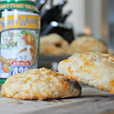 Beer and Cheese Biscuits