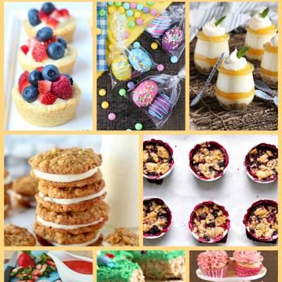 30 Irresistible Springtime Sweets
