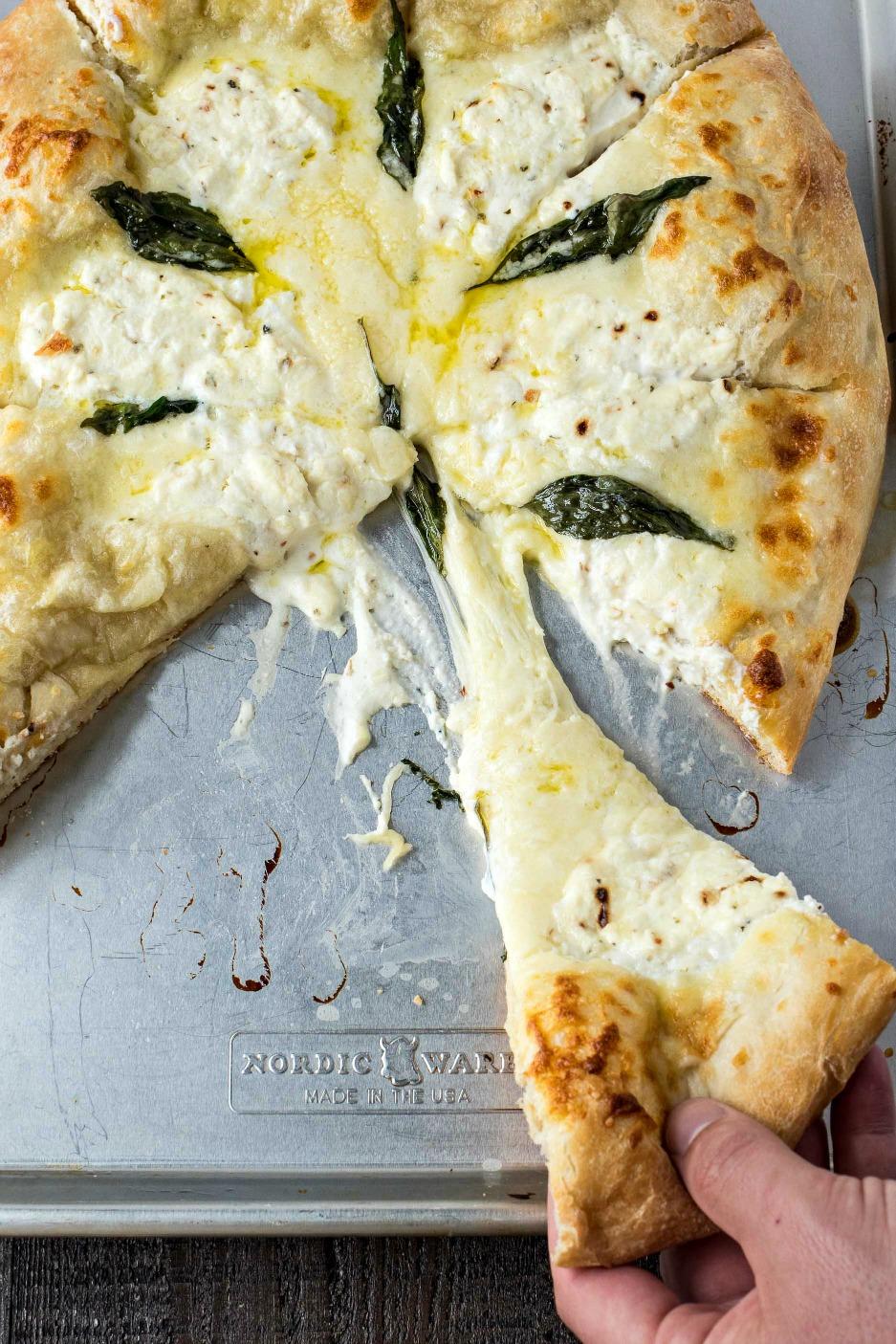 The Best Pizza Bianca White Pizza Cpa Certified Pastry Aficionado