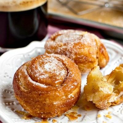 Vanilla Bean Morning Buns