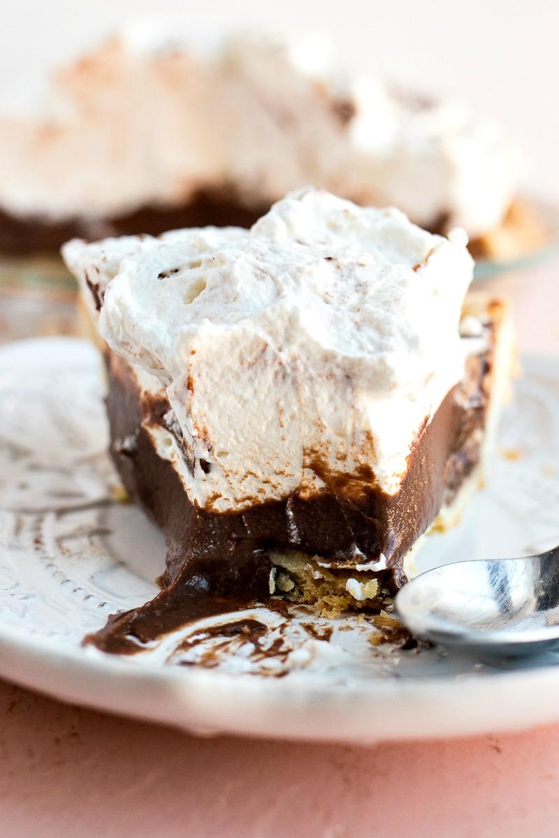 Chocolate Cream Pie Cpa Certified Pastry Aficionado