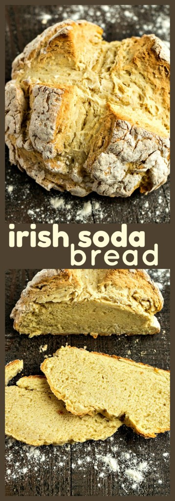 irish soda bread photo collage