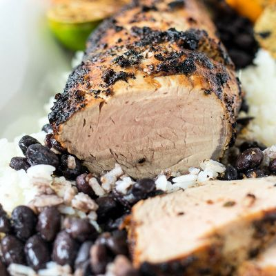 Mojo Pork Tenderloin