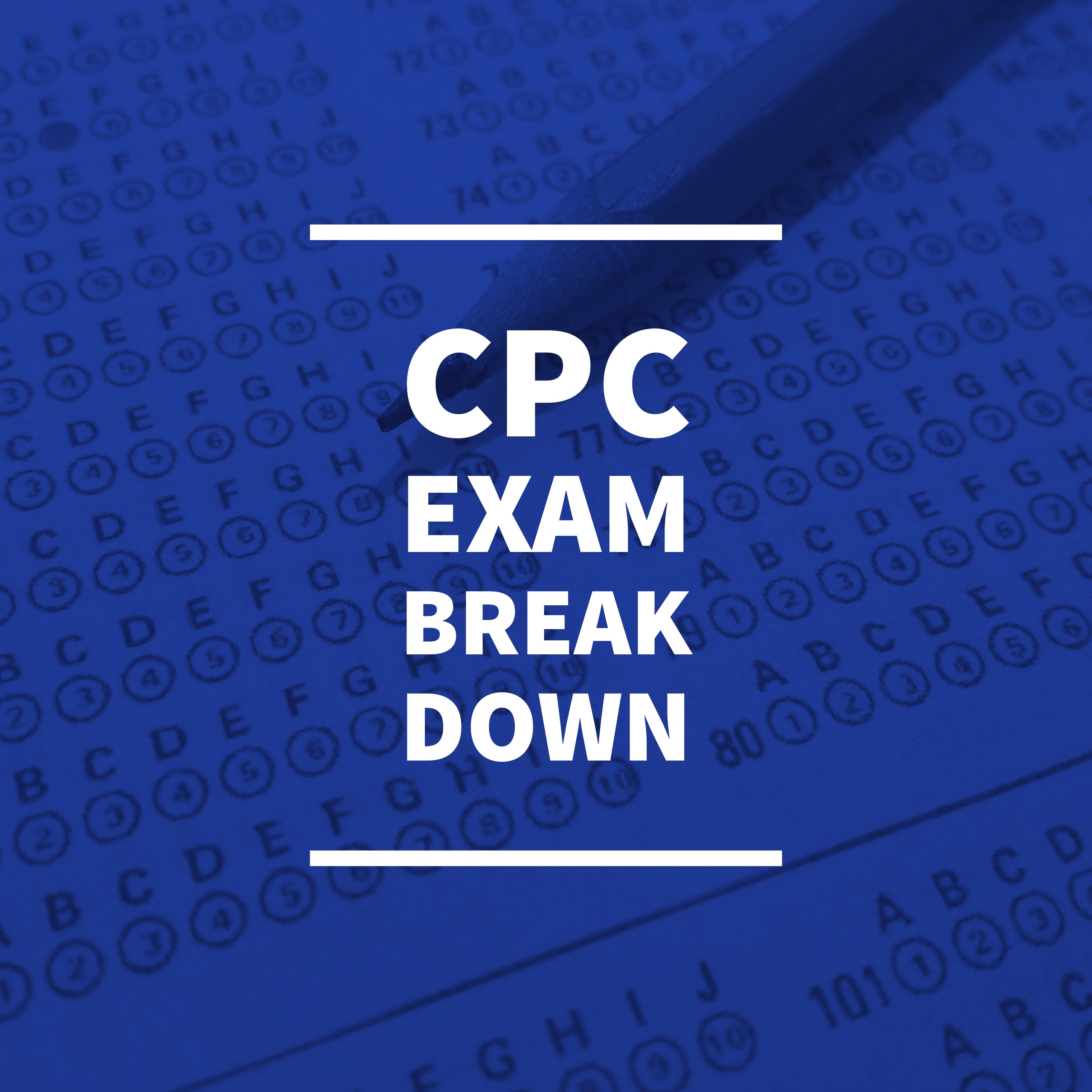 Whats In The Cpc Exam Certified Professional Coder