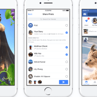 Facebook mirrors Snapchat features