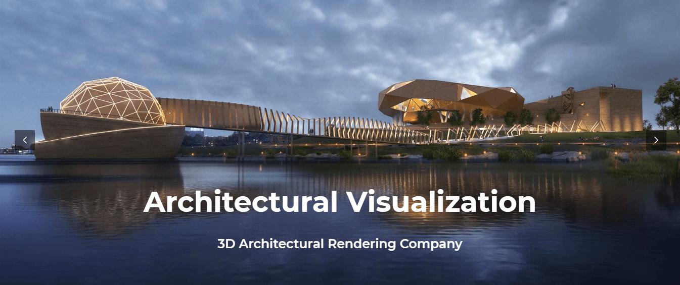 Architectural Visualization Pittsford New York