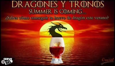 Dragones y Tronos