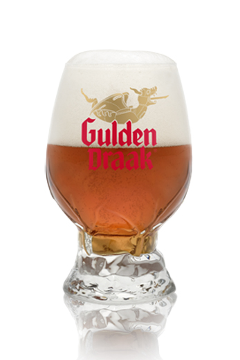 Gulden Draak Calvados vaso