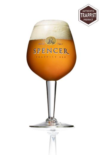 Spencer Trappist Ale copa