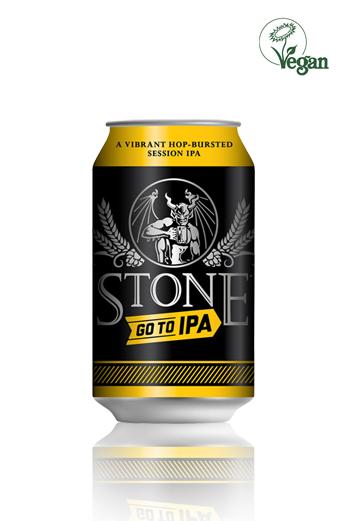 Stone Go to IPA 33