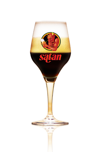 Satan Black copa