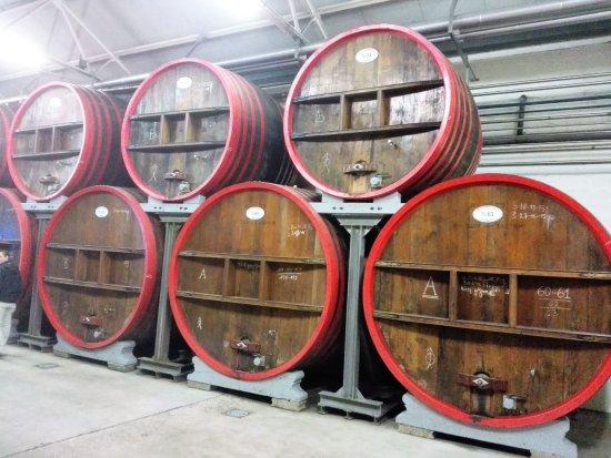 boon brewery barrels