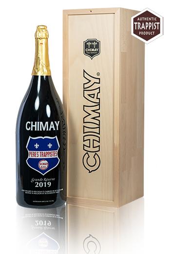 Chimay Azul 600 madera