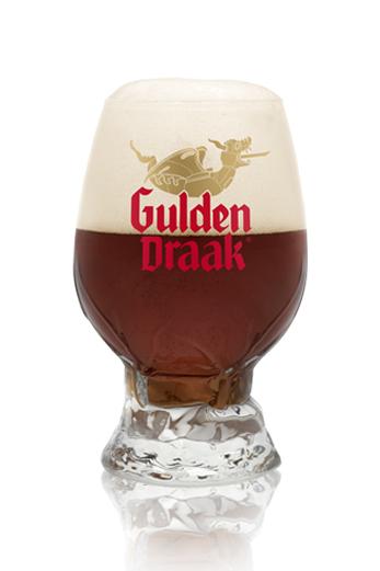 Gulden Draak Classic C Bourbon vaso