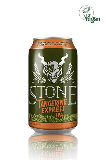 Stone tangerine IPA 35