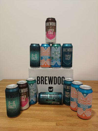 Pack Novedades de Brewdog