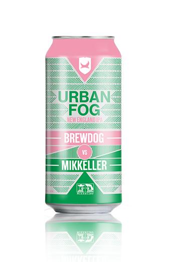 BrewDog Urban Fog 44