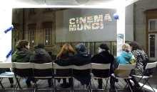 Zimní kino Cinema Mundi navštívili první diváci