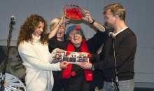 DVD & Blu-Ray filmu Klauni se křtilo červenými nosy