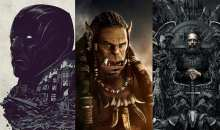 Plakáty z Comic-Conu X-Men: Apocalypse, Warcraft a The Last Witch Hunter