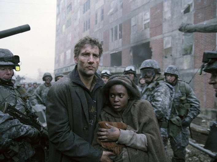 Potomci lidí (2009)