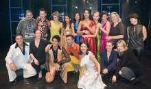 Vítězové Hejbejte se a zpívejte s Hankou Kynychovou vystoupili v Divadle Kalich