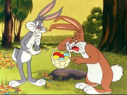 Velikonoční taškařice Králíčka Bugse (1977)